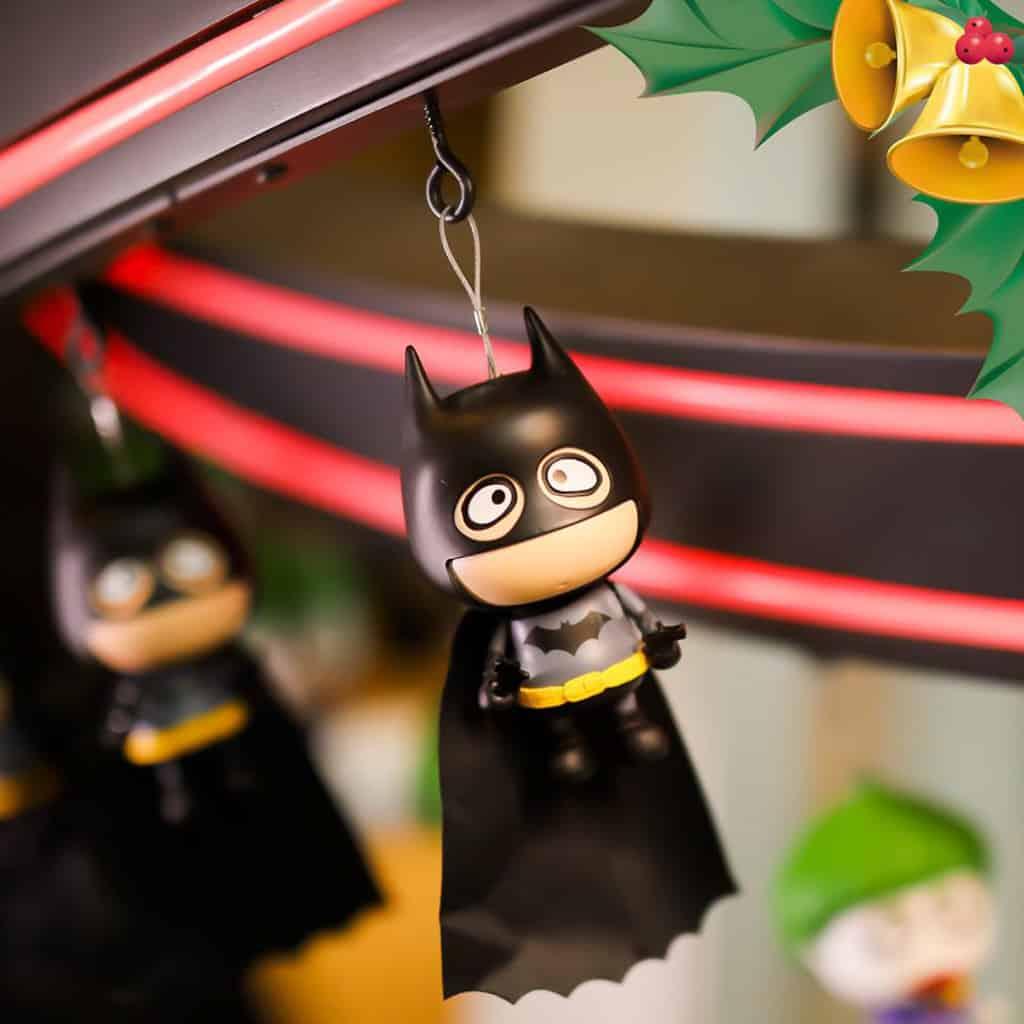 PopCorn:聖誕歡樂聯『萌』英雄基地 蝙蝠俠
