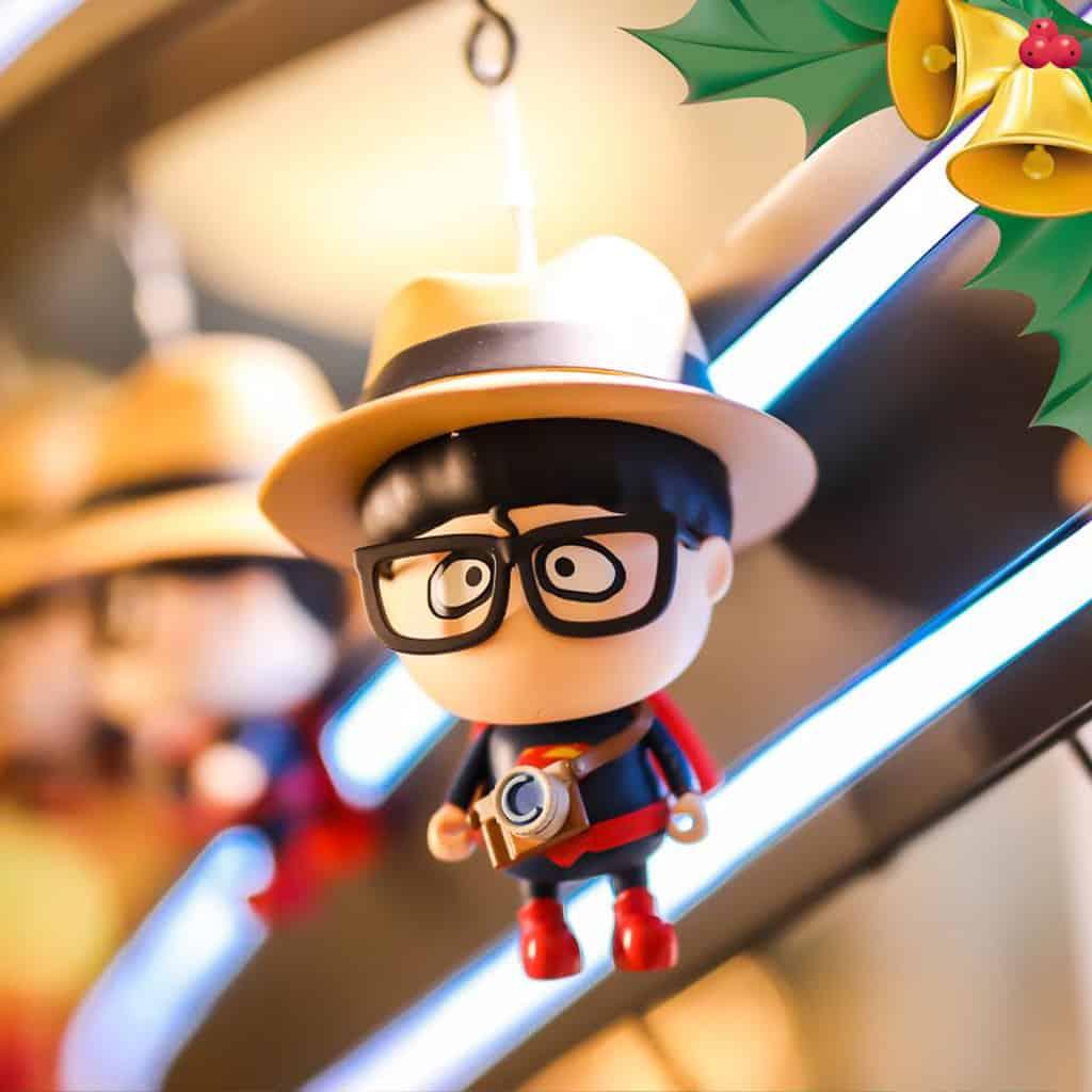 PopCorn:聖誕歡樂聯『萌』英雄基地 蜘蛛俠