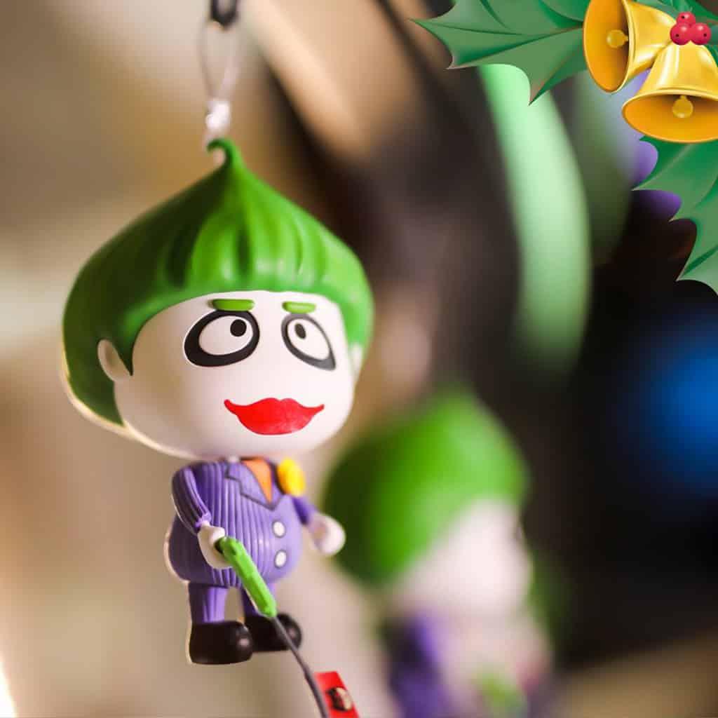 PopCorn:聖誕歡樂聯『萌』英雄基地 小丑