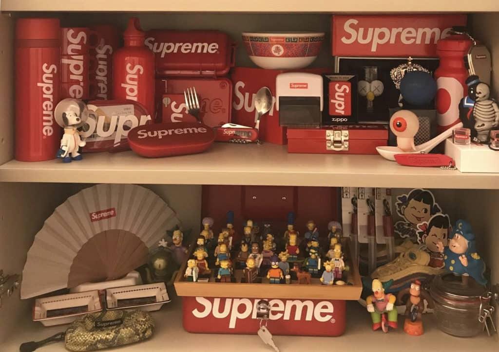 利奧坊:Supreme Square珍藏分享展及潮流巿集 Supreme Accessories系列