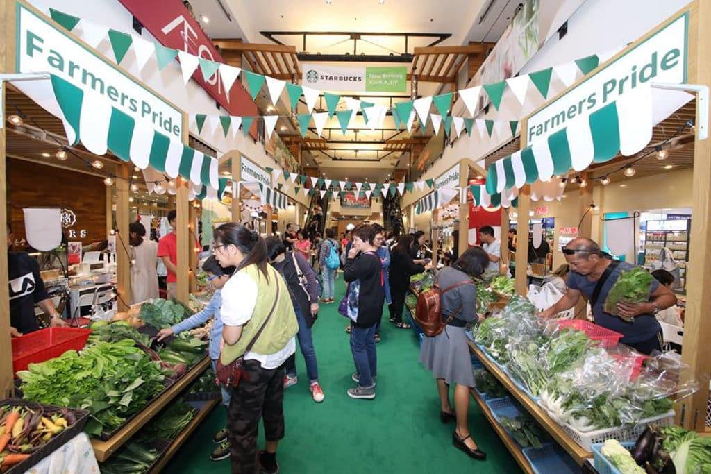 將軍澳廣場xMasterChef :TIS TASTY CHRISTMAS 趣「味」聖誕 將軍澳廣場在周末設置了品「味」生活市集。