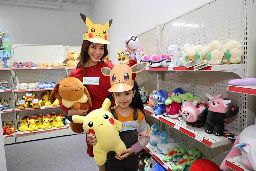 黃埔新天地:Pokémon聖誕大量発生企劃 Pokémon 聖誕 Pop-up 期間限定店
