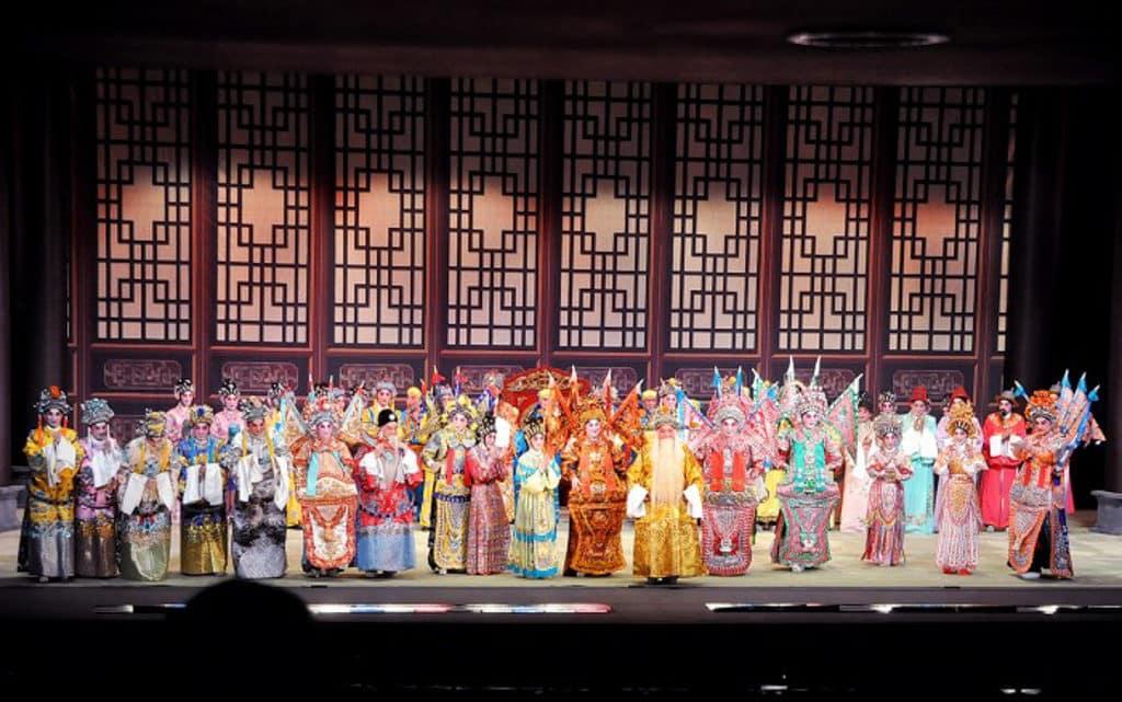 西九文化區戲曲中心開台日及開放日 戲曲中心將舉辦一連八天的免費節目及活動。