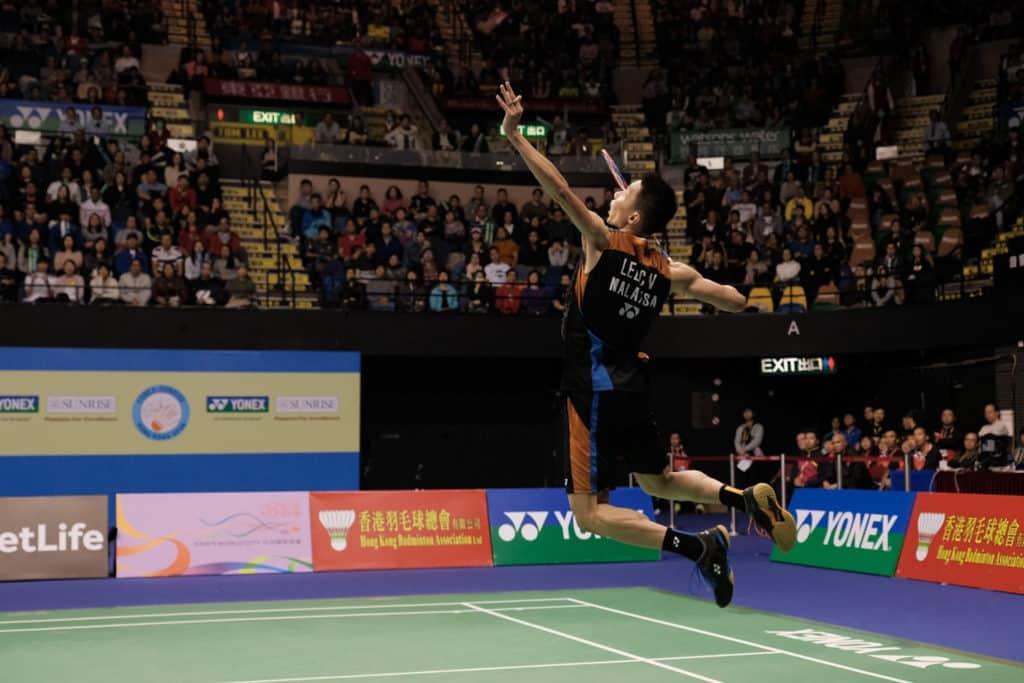 紅館:香港公開羽毛球錦標賽 2018 香港公開羽毛球錦標賽2018有超過200名好手參賽。