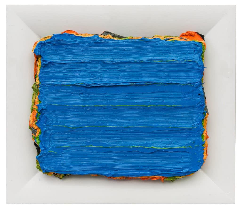 """金鐘:亞洲當代藝術展2019春季展 """"Blue"""",馬樹青,聖東方藝術畫廊,中國,房間 4219"""