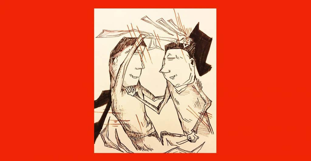 「Candy Bird x 油麻地的兩萬種死法」展覽 台灣藝術家 Candy Bird 跨界合作,以視覺藝術形式來回應「油麻地的兩萬種死法」的故事和精神。
