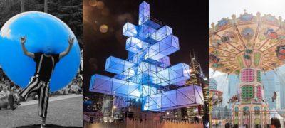 【聖誕好去處2018】中環聖誕一日遊提案 AIA嘉年華•大館打卡•閃躍維港燈影節