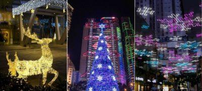 【香港聖誕2018影相位】24大必去聖誕打卡熱點 香港聖誕燈飾+聖誕商場裝飾