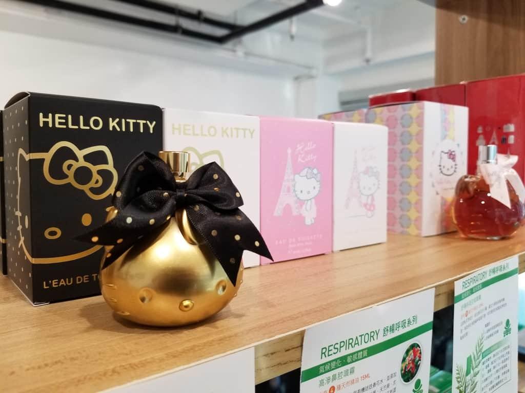 上環:歐洲護膚品保健用品開倉 Hello Kitty 香水