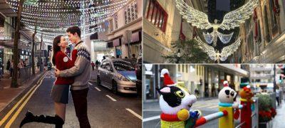 【港島聖誕打卡位】18大商場聖誕佈置+聖誕燈飾巡禮 情侶影相好去處最強推薦