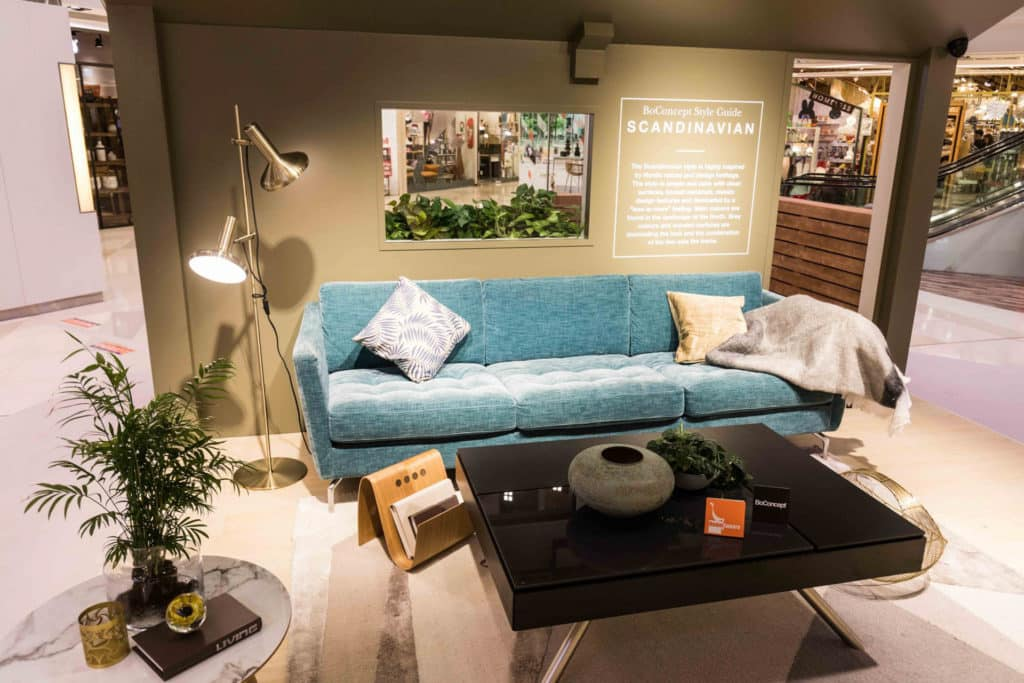 HomeSquare沙田:Holly Jolly Home|丹麥聖誕村莊·主題小屋佈置 丹麥聖誕村莊「Holly Jolly Home」糅合原野和大自然元素。