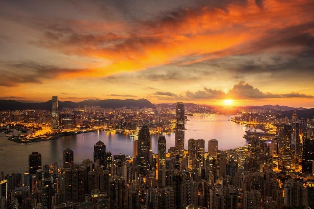 【2019第一道曙光】11 個欣賞香港日出地點 除夕·元旦浪漫好去處 太平山山頂