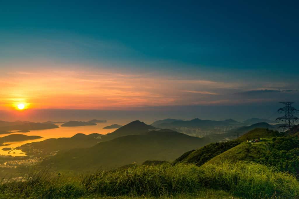 【2019第一道曙光】11 個欣賞香港日出地點 除夕·元旦浪漫好去處 飛鵝山