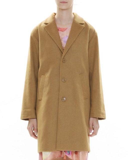 i.t Bazaar Sale (12 月份) 精選貨品:MINI CREAM黃色大褸開倉價 $599 (原價 $1699)