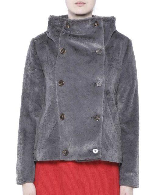 i.t Bazaar Sale (12 月份) 精選貨品:TOUT A COUP 灰色外套開倉價 $499 (原價 $999)