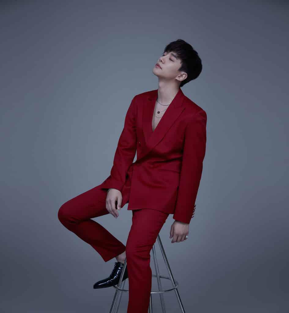 上水廣場:俊昊@2PM除夕夜倒數派對 俊昊於 12 月初推出首張日語精選大碟。