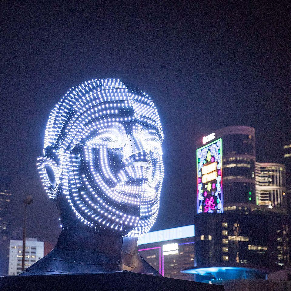 中環海濱:國際燈光藝術展 新活動圖片