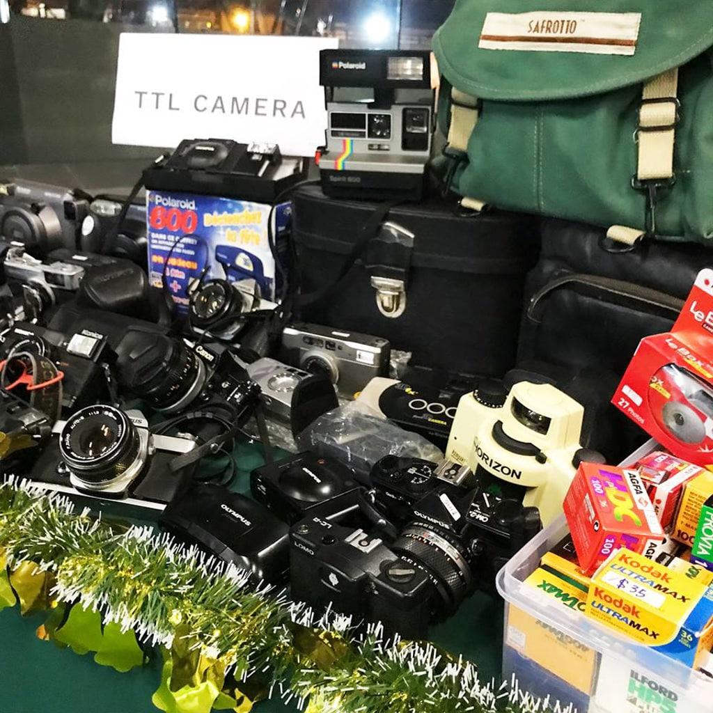 大角咀利奧坊商場:「我城」大角咀照相展+聖誕市集 利奧坊將舉辦「攝影、手作聖誕市集」。