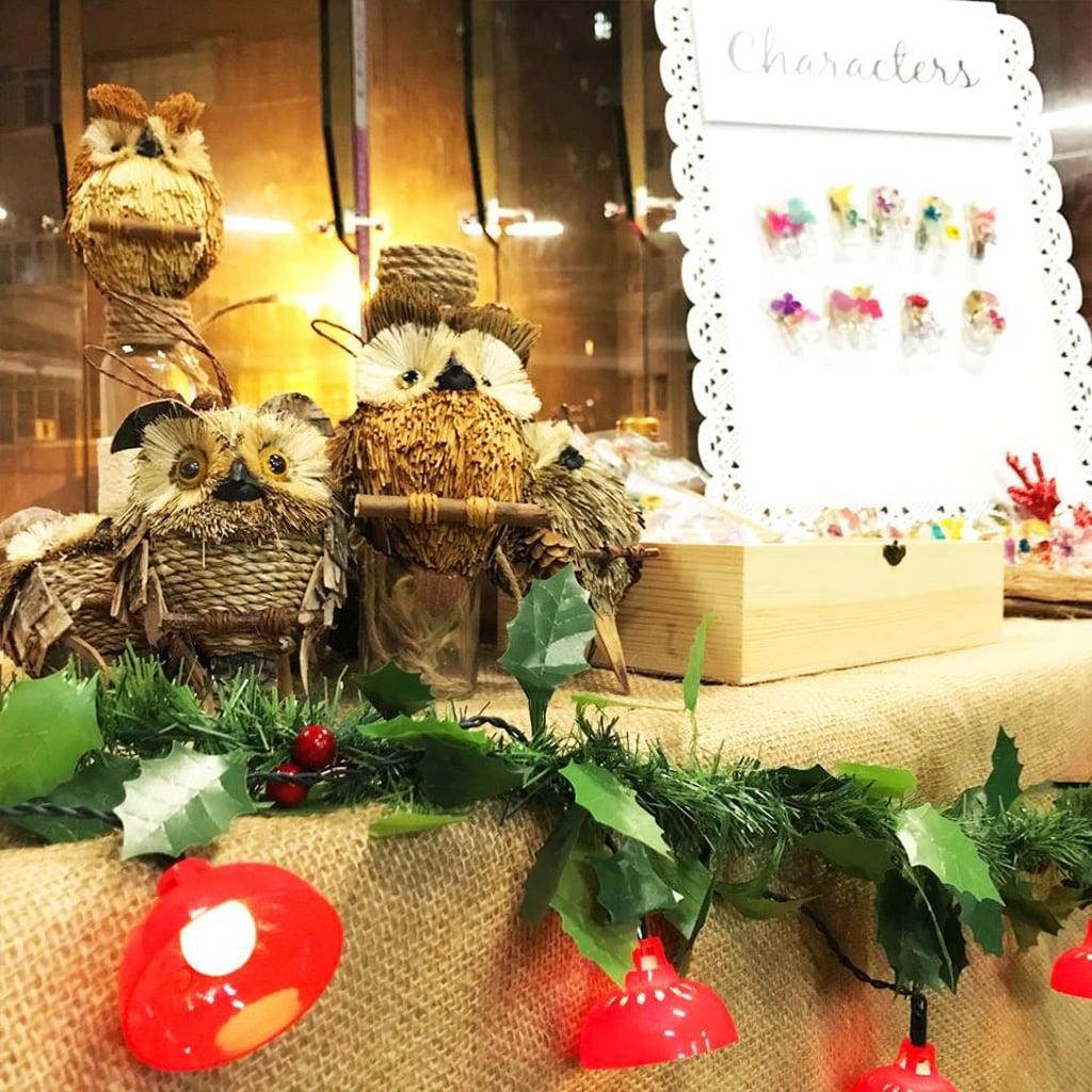 大角咀利奧坊商場:「我城」大角咀照相展+聖誕市集 2