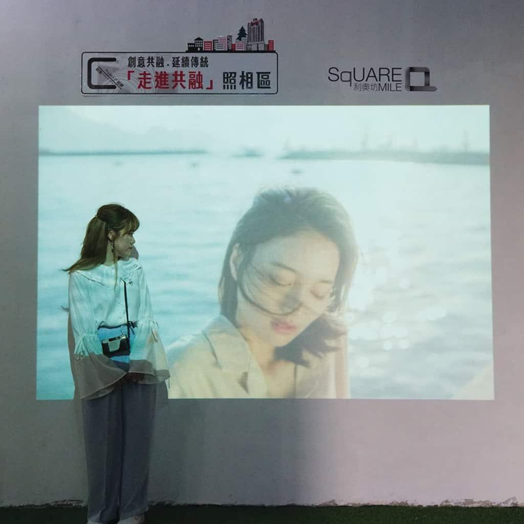 大角咀利奧坊商場:「我城」大角咀照相展+聖誕市集 90 後香港攝影師林樂兒
