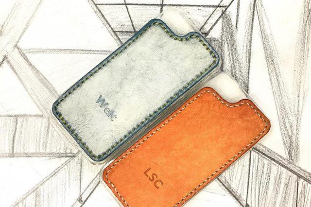 淘大商場週末市集: 「Chou_leather」以小小製作、大大用心的態度,希望以每一針,每一線,都為你帶來不同的感覺。
