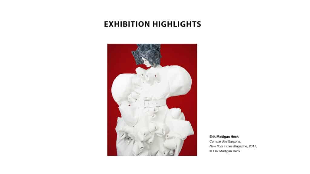 """太古坊:""""Beyond Fashion"""" 時裝攝影展覽 展覽展出 48 位攝影大師的時裝攝影作品。"""