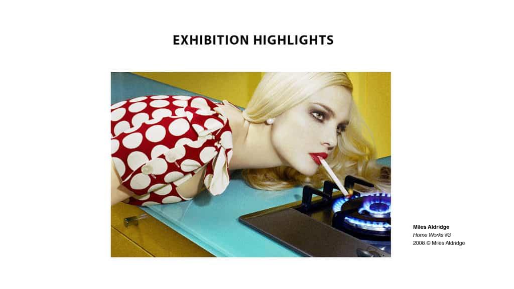 """太古坊:""""Beyond Fashion"""" 時裝攝影展覽 部分展出時裝攝影作品"""