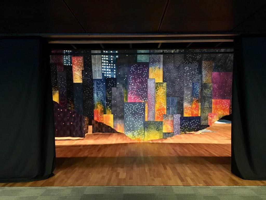 「逆光II 共生 Behind the light Coexistence」紮染藝術展覽 柴灣青年廣場再度與紮染藝術家「巨人染」一同策展。