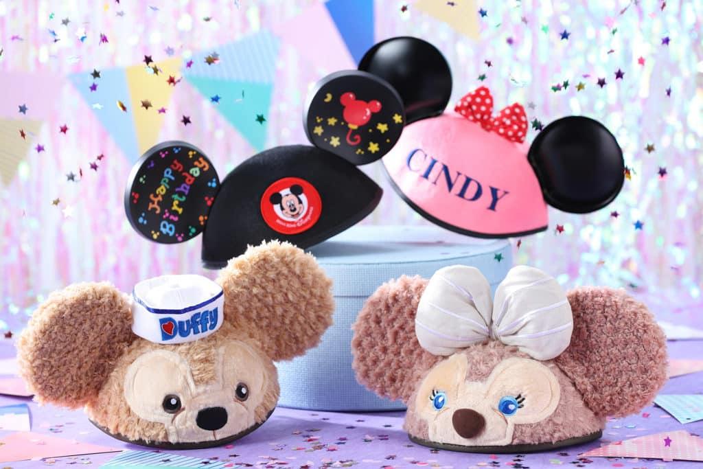 迪士尼樂園:酒店住宿港人生日禮遇 迪士尼樂園商店提供一系列個人化的生日禮物。