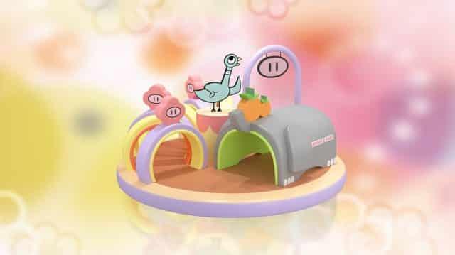 皇室堡 Elephant & Piggie 童趣新春樂園:豬豬如意順境圈