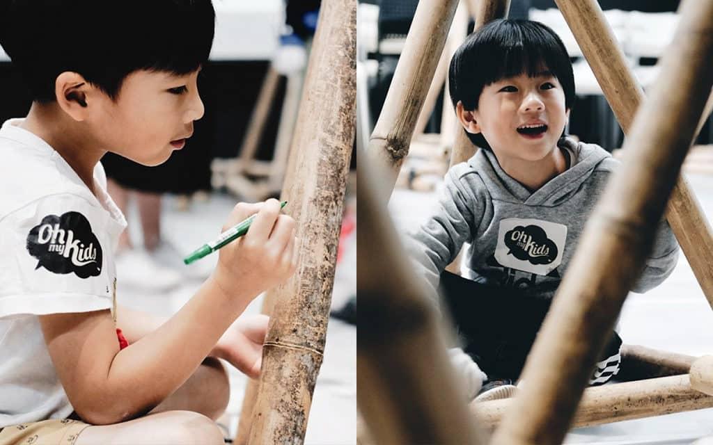 西九文化區:自由約2019年3月 海濱長廊上將有多個為兒童策劃的節目。