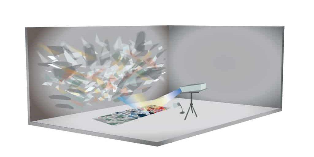 尖沙咀K11商場:「玻璃活」互動藝術展 尖沙咀 K11 商場帶來「玻璃活」互動藝術展。