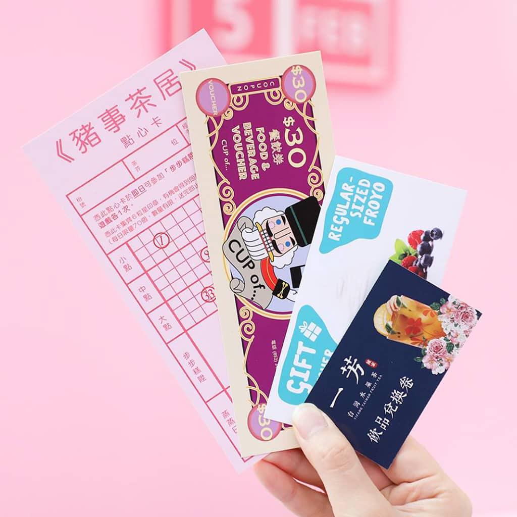 朗豪坊:《豬事如意》賀新年 點心卡及飲食優惠券