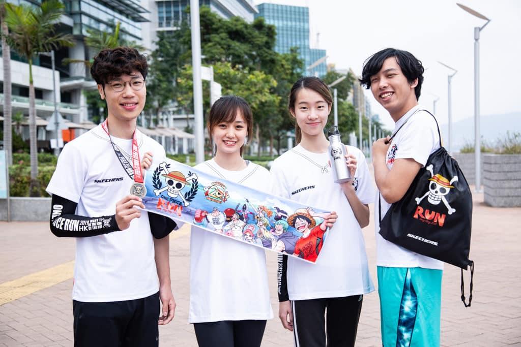 One Piece Run 海賊王街跑2019 One Piece Run 香港站闊別 3 年,將在沙田科學園舉行。