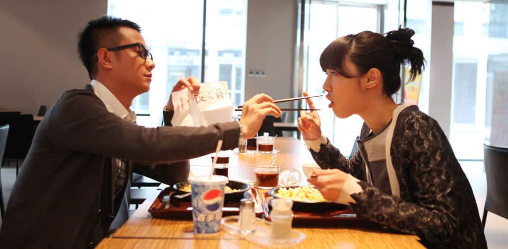 PMQ:「雙打獨鬥情人節」電影放映會 《失戀33天》