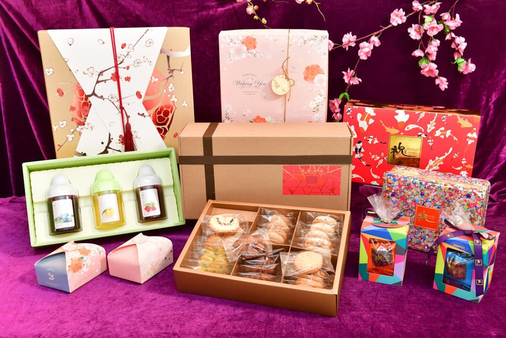 YOHO MALL:「甜蜜賀新春」室內年宵市場 室內年宵搜羅本地以至世界各地的特色美食。