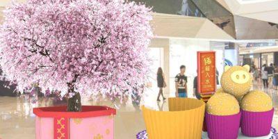 YOHO MALL:「甜蜜賀新春」室內年宵市場