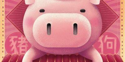 零碳天地:「送狗迎豬」G.O. Market 年宵市集