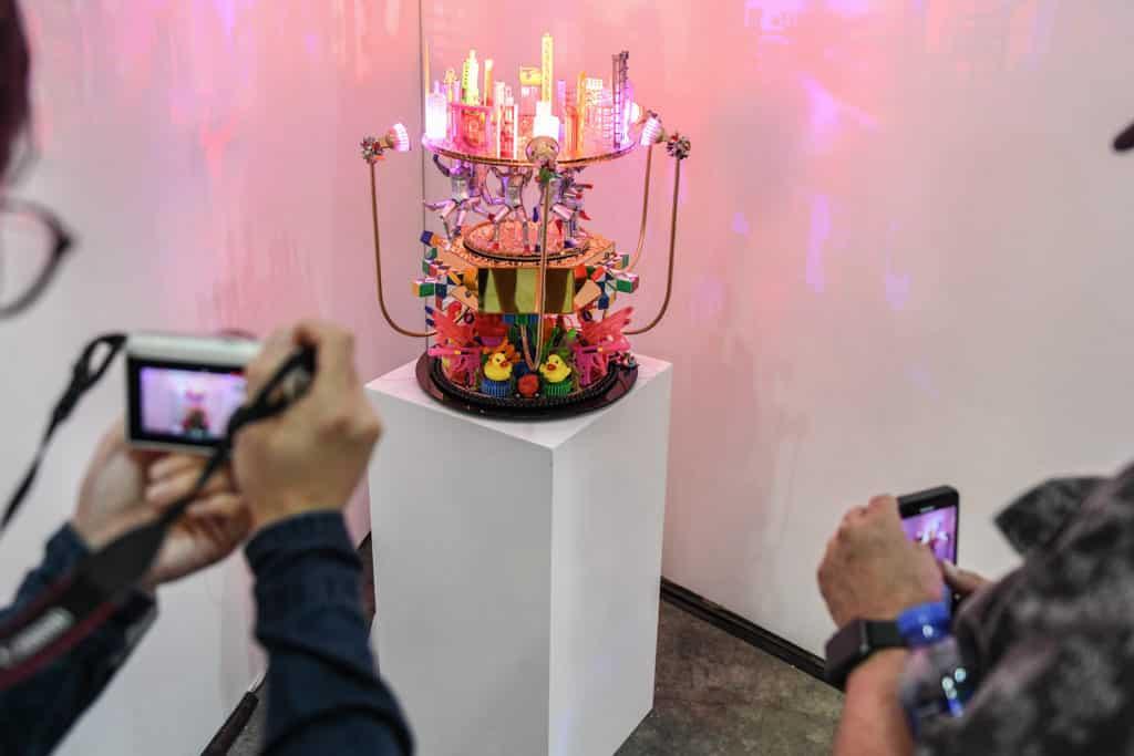 會展:Affordable Art Fair Hong Kong 2019 展示搜羅世界各地畫廊及藝術家的作品。