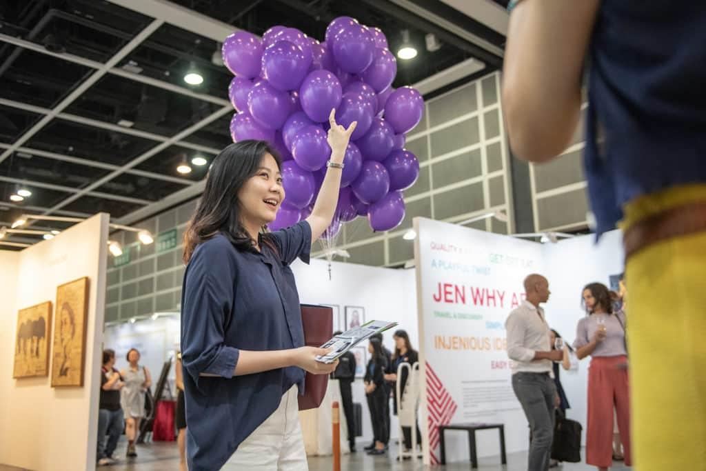 會展:Affordable Art Fair Hong Kong 2019 公眾可於 120 間畫廊及超過 1,000 位藝術家的作品中尋找心頭好。
