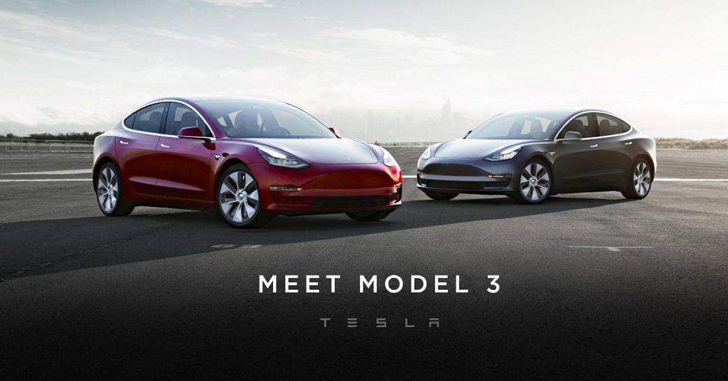 Tesla Model 3 備有「長續航後輪驅動版」、「長續航全輪驅動版」、以及最高規格的「Performance 高性能全輪驅動版」三款型號可供選擇。