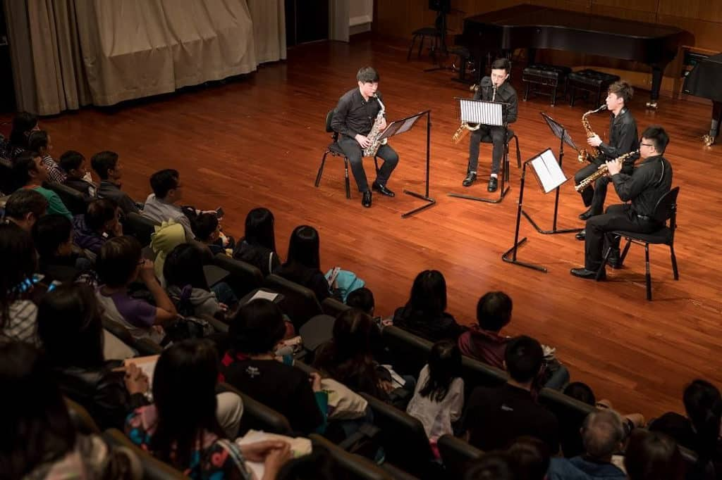 APA香港演藝學院開放日2019 音樂會