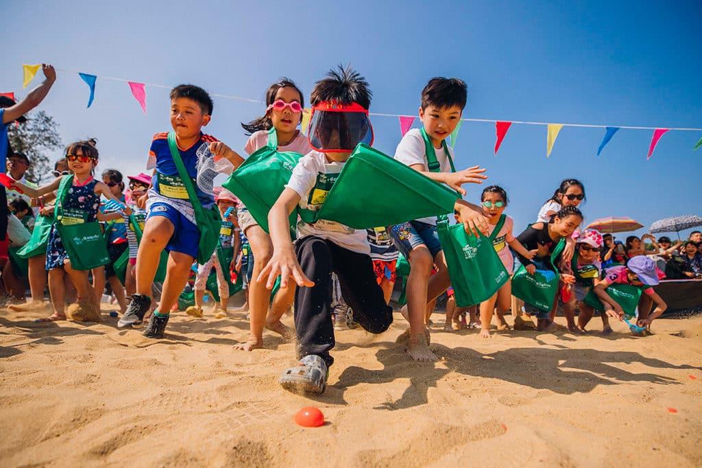 愉景灣沙灘獵蛋奇兵2019
