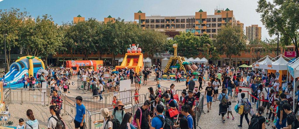 愉景灣沙灘獵蛋奇兵2019 當日在愉景廣場及大白灣沙灘會設立繽紛天地。
