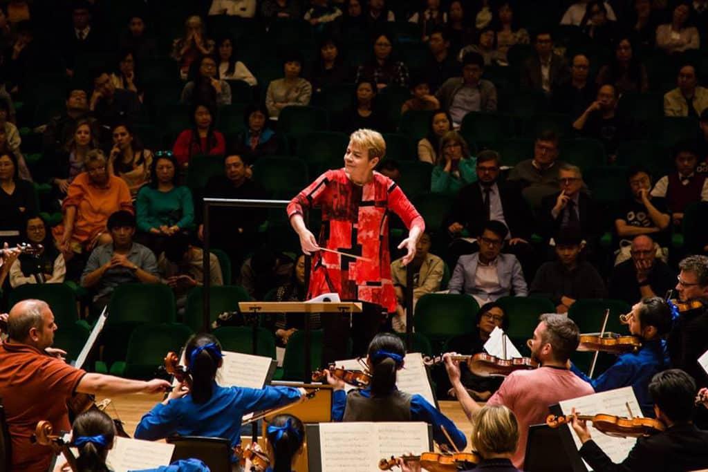 香港藝術節2019 瑪琳.艾爾梭率領的巴西聖保羅交響樂團及法國世紀樂團香港首演。
