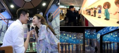 【雨天拍拖勝地】12個情侶好去處室內推介:商場主題活動+期間限定店+藝術展覽