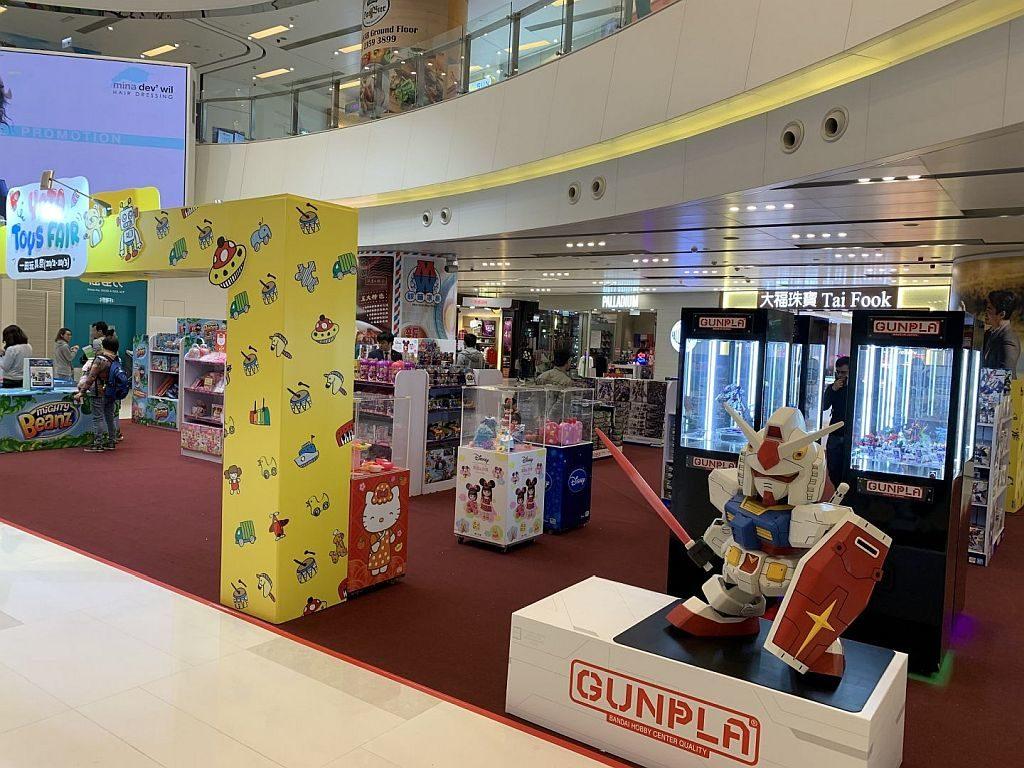 Mikiki一田玩具祭-凡購買任何高達模型產品系列滿 HK$350,即可獲得指定 HG系列高達模型乙盒。