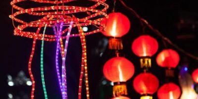 天水圍公園:新界西元宵綵燈會 2019
