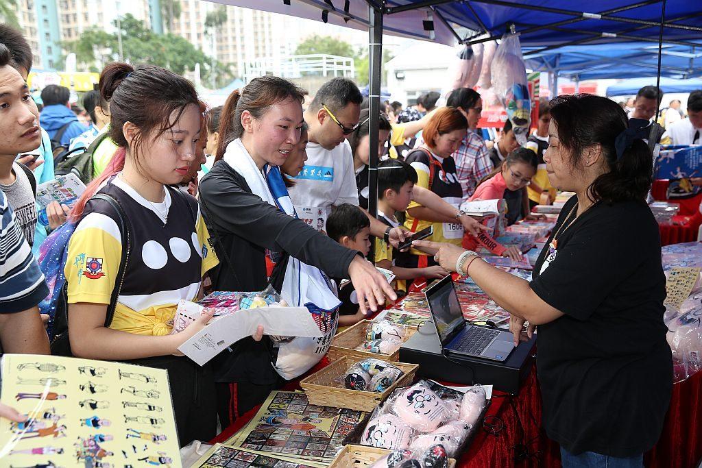 老夫子慈善跑賽事當日會舉辦「健康生活嘉年華」,設有中醫義診及展覽、長者及青少年健康資訊分享、特色表演及攤位遊戲等。