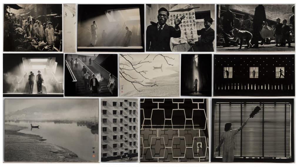 太平山:「念香港人的舊」何藩攝影展 何藩因拍攝五、六十年代的香港而聞名。